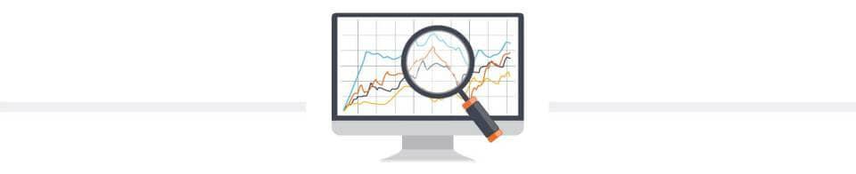 ToTheWeb Blog Break - Monitor with graphi
