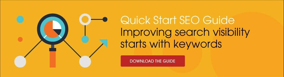 SEO Quick Start Guide - Update all Web Content