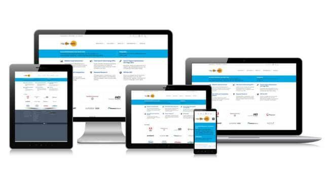 Desktop and Mobile Displays