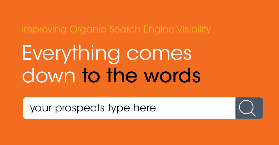 Everything we do in SEO starts with Smart Keyword Selection