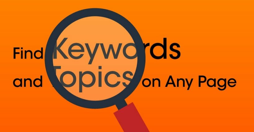 Keyword Research Simplified: Free Tools to Jumpstart the Process
